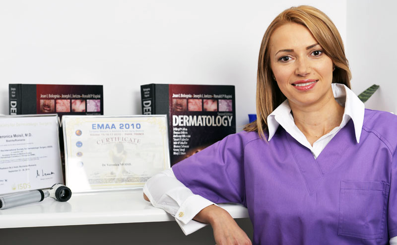 Dr. Veronica Moisil